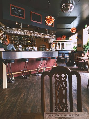 Hjoerring, เดนมาร์ก: Cafe