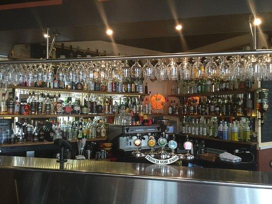 Hjoerring, เดนมาร์ก: Cafe bar