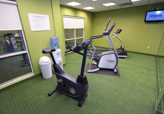 Killeen, Teksas: Fitness Room