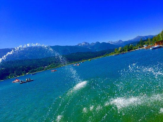 Hermagor, Österrike: Erlebnispark