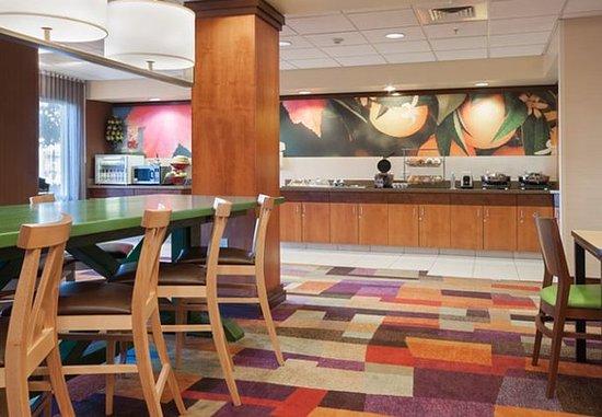 El Centro, CA: Dining Area