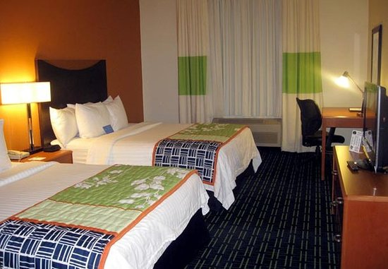 Bourbonnais, IL: Queen/Queen Guest Room