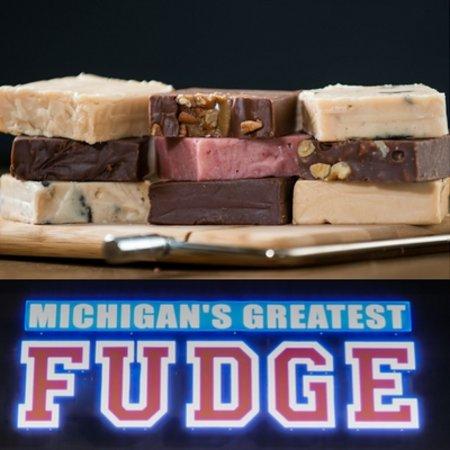 Grand Blanc, Мичиган: Michigan's Greatest Fudge - Mackinac Style
