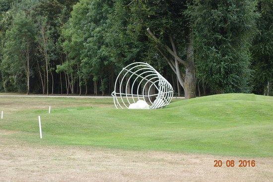 Le Vaudreuil, Frankrike: golf