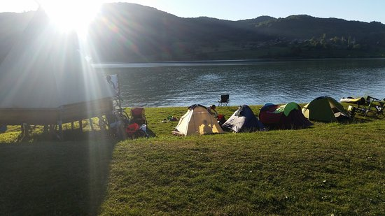 Camping Lac du Lit du Roi Photo