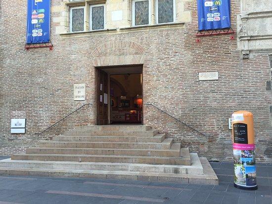 Office de tourisme de toulouse donjon du capitole picture of office de tourisme de toulouse - Office de tourisme de toulouse ...