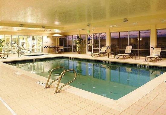 Burley, ID: Indoor Pool