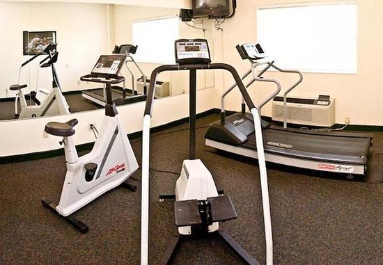 Burlington, IA: Exercise Room