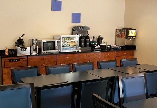 Wichita Falls, TX: Breakfast Dining Area