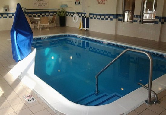 Archdale, Carolina del Nord: Indoor Pool