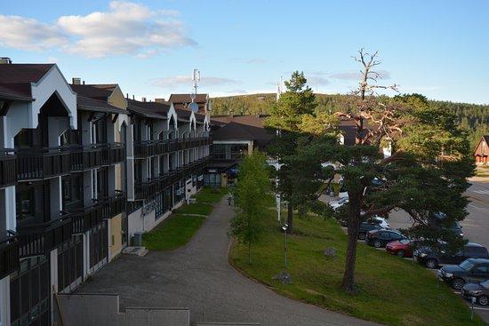 Lapland Hotel Riekonlinna: esterno.