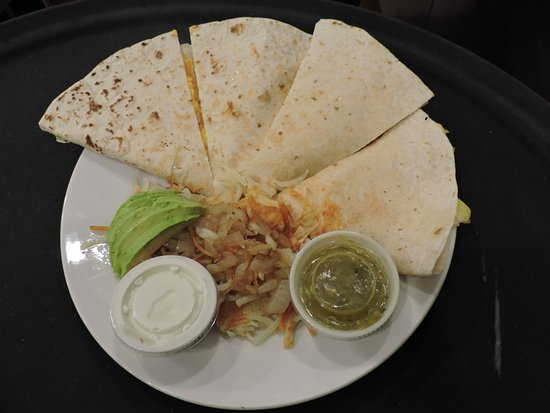 Elgin, Ιλινόις: Breakfast Quesadilla