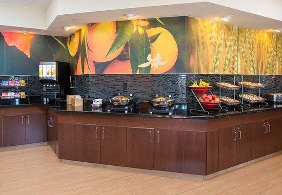 เปรู, อิลลินอยส์: Breakfast Buffet
