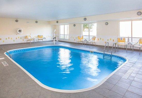 เปรู, อิลลินอยส์: Indoor Pool & Hot Tub
