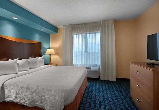 Elizabeth City, Carolina del Norte: King Guest Room