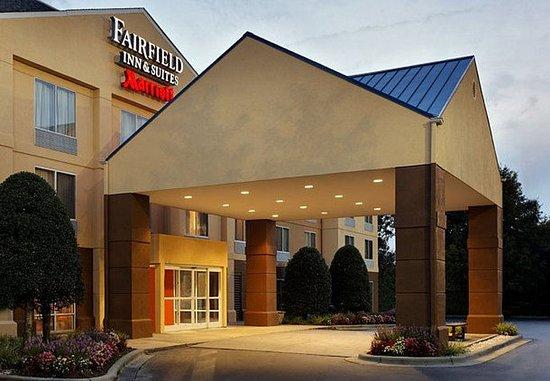 Fairfield Inn & Suites Charlotte Arrowood