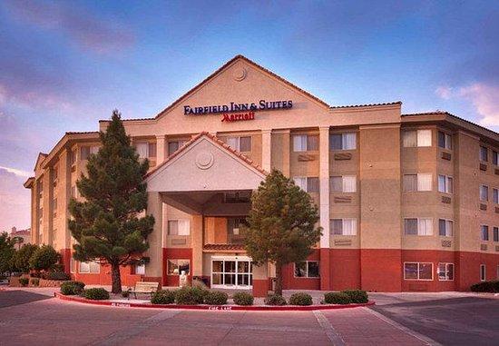 Fairfield Inn & Suites Albuquerque Airport