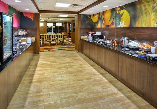 Owensboro, KY: Breakfast Area