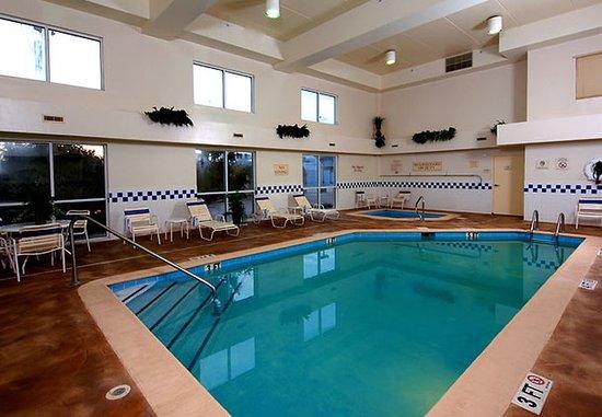 Owensboro, Κεντάκι: Indoor Pool