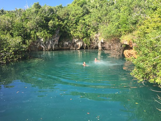 ‪‪Sandys Parish‬, ‪Bermuda‬: Secluded Natural Swimming Hole‬
