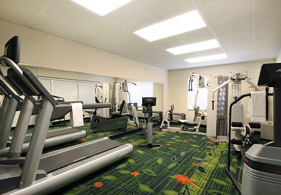 Houma, LA: Fitness Center
