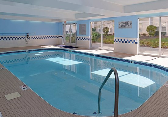 Troy, OH : Indoor Pool