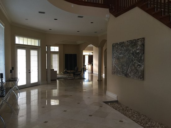 Reunion Resort of Orlando: Entry