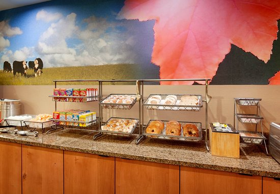 Draper, Юта: Breakfast Buffet