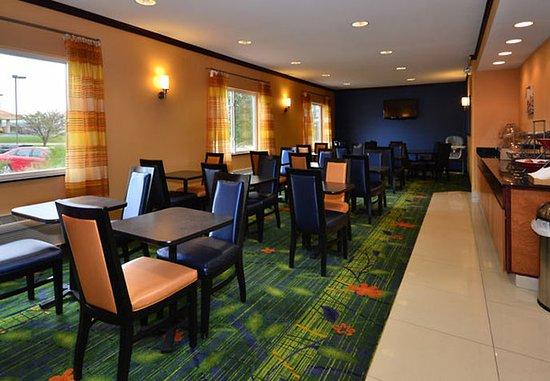 Jefferson City, MO: Breakfast Area