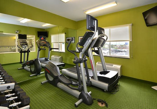 Jefferson City, MO: Fitness Center
