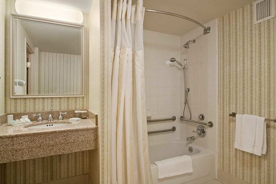 Bridgewater, Nueva Jersey: Accessible Guest Bathroom
