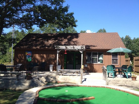 East Tawas, MI: Hubie's Wondergolf
