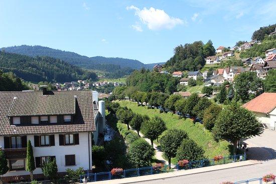 Bad Peterstal-Griesbach, Deutschland: Läd zum spazieren ein