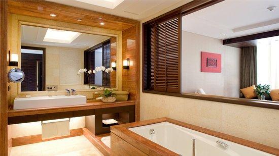 Huizhou, China: Bathroom