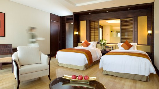 Huizhou, Cina: Twin Beds Club InterContinental