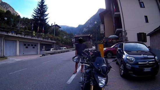 Antey Saint Andre, Itália: Esterno