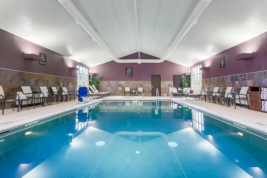 Malvern, Pennsylvanie : Indoor Pool