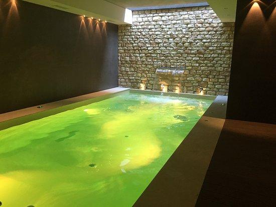 Gambarie, Italia: La nuova piscina