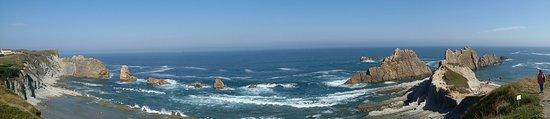 Boo de Pielagos, Espanha: Playa de Arnia