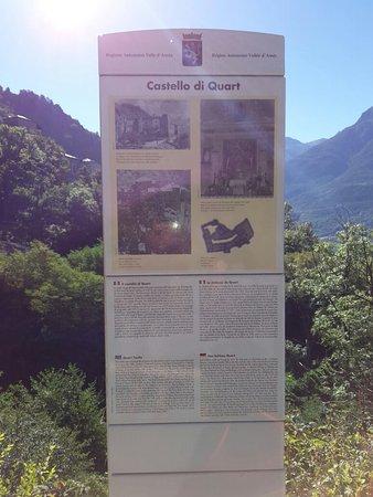 Кварт, Италия: Castello di Quart