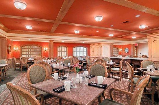 Hilton St. Louis Frontenac: Provinces Restaurant