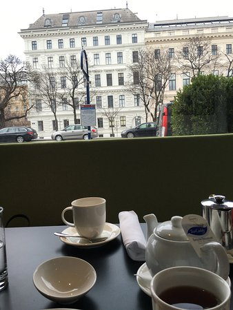 InterContinental Wien: The view from my room 😍