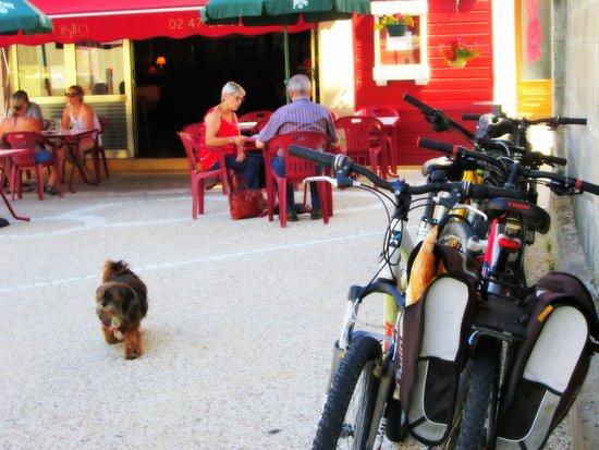 """Chateau-la-Valliere, Frankreich: Une halte """"lunch"""" au BistrO de CHâteau La Vallière 37330"""
