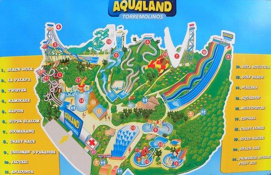 Aqualand Torremolinos Picture of Aqualand Torremolinos