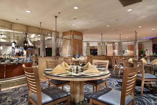 Jeddah Hilton Hotel: Al Safina Restaurant