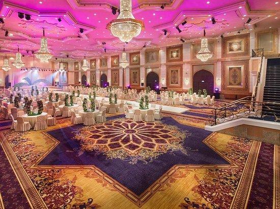 Jeddah Hilton Hotel: Hilton Hall Reception