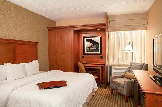 Schiller Park, IL: King Guest Room
