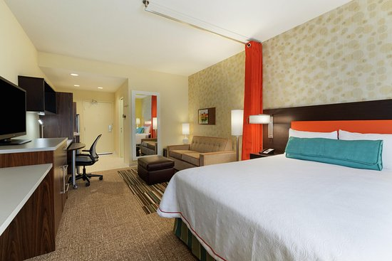 Hampton Inn Dallas/Ft. Worth Airport South: Studio Suite