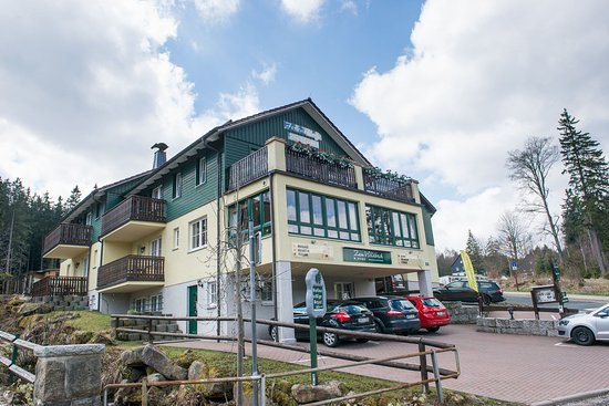 Schierke, Deutschland: Haupthaus Zum Wildbach