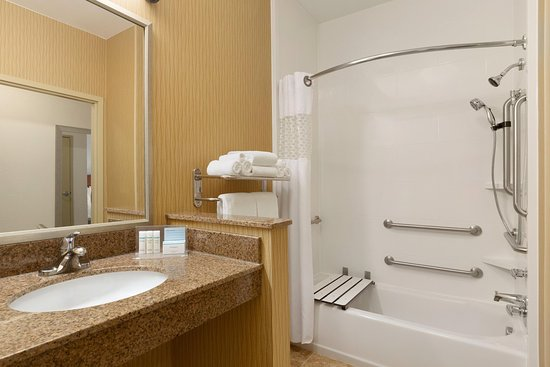 Westminster, CO: Accessible Bathroom